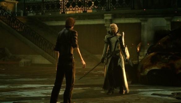Final Fantasy XV Episode Ignis - Ravus and Ignis