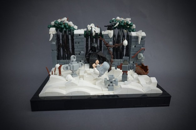 Gondor´s A Christmas Carol - The Ghost Of The Christmas Yet To Come - Part 5 (MOC Series)