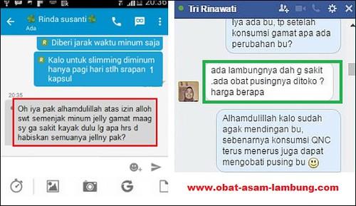 Testimoni Asam Lambung