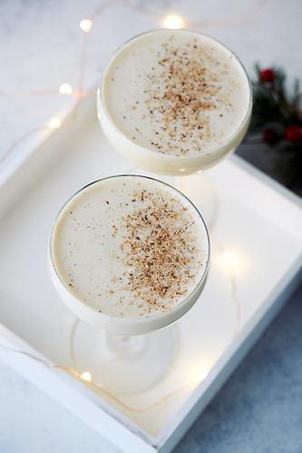 Dairy-free Eggnog {Paleo and Keto-friendly}