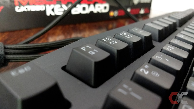 Trust Gaming GXT880 Overcluster 3