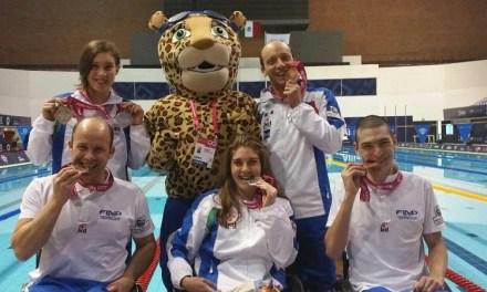 Nuoto Paralimpico, Messico 2017: Morelli e Gilli campioni del Mondo