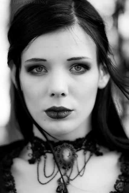 Fotoshooting - Xenia + Raven