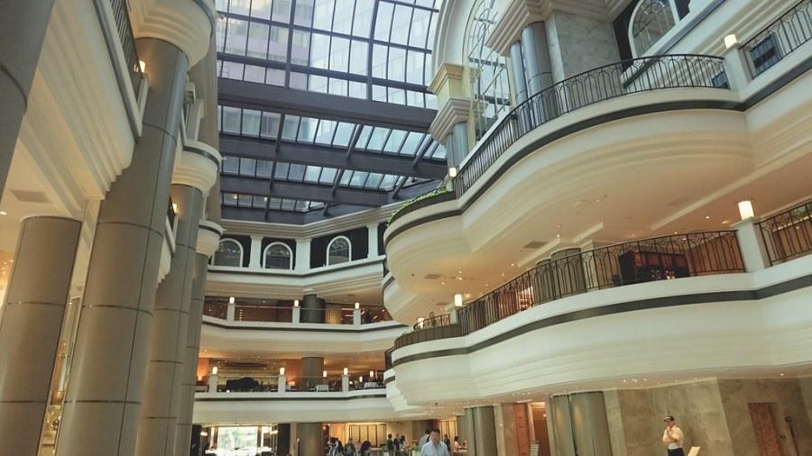 Grand Hyatt Taipei Hotel lobby (20 of 91)