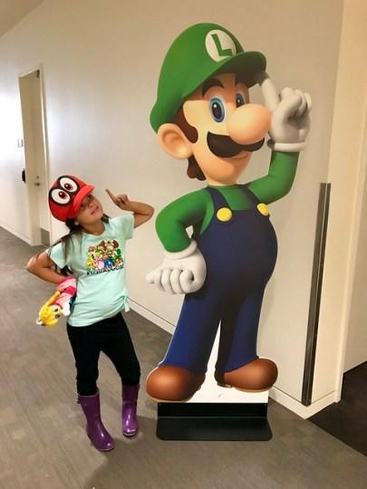 Luigi and Annie