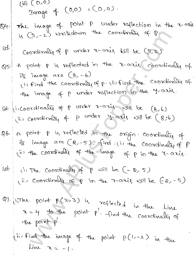 ml-aggarwal-icse-solutions-for-class-10-maths-chapter-10-reflection-2
