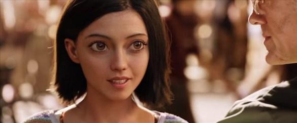 Alita Battle Angel - Rosa Salazar