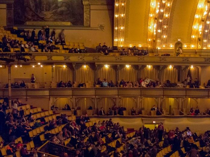 Auditorium Theatre, Chicago