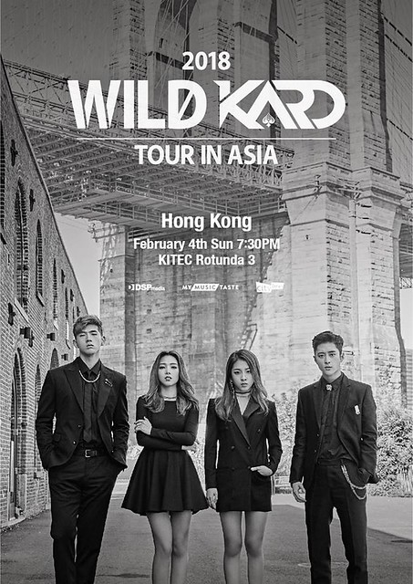 2018 WILD KARD TOUR IN ASIA - Hong Kong