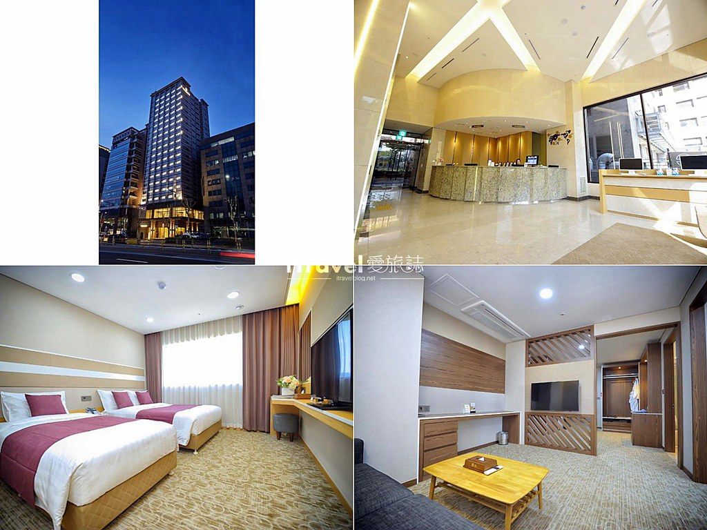 The Recenz Dongdaemun Hotel