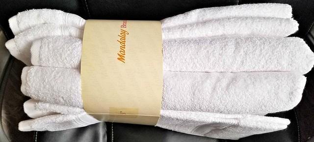 Mandalay Brands Luxury Hotel & Spa Towels Set