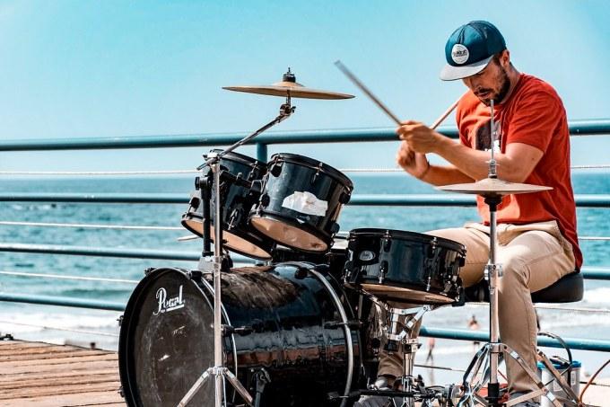Santa Monica drummer