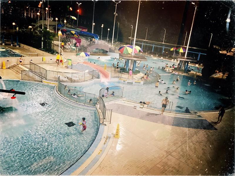 城門谷游泳池 戶外嬉水池(3)