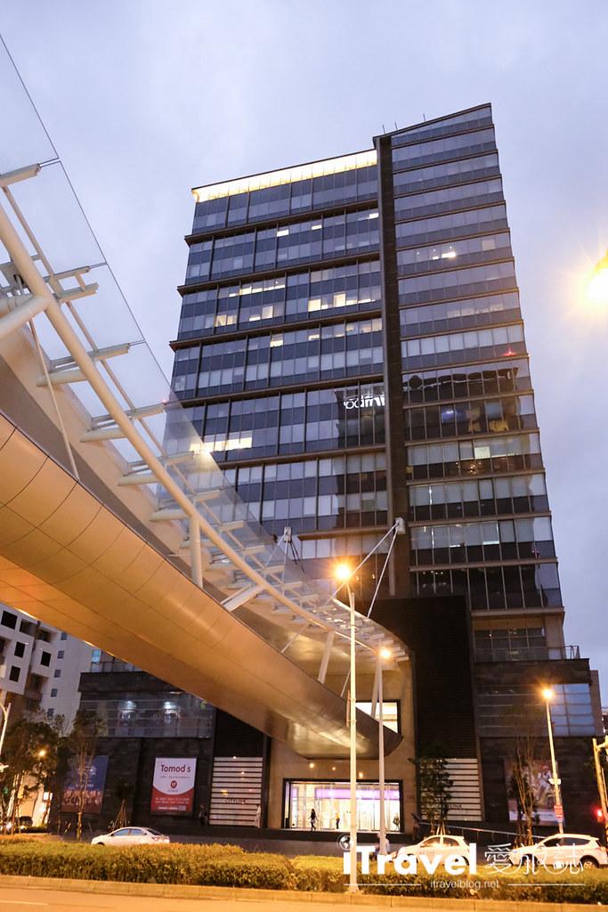 台北松山意舍酒店 amba Taipei SongShan (90)