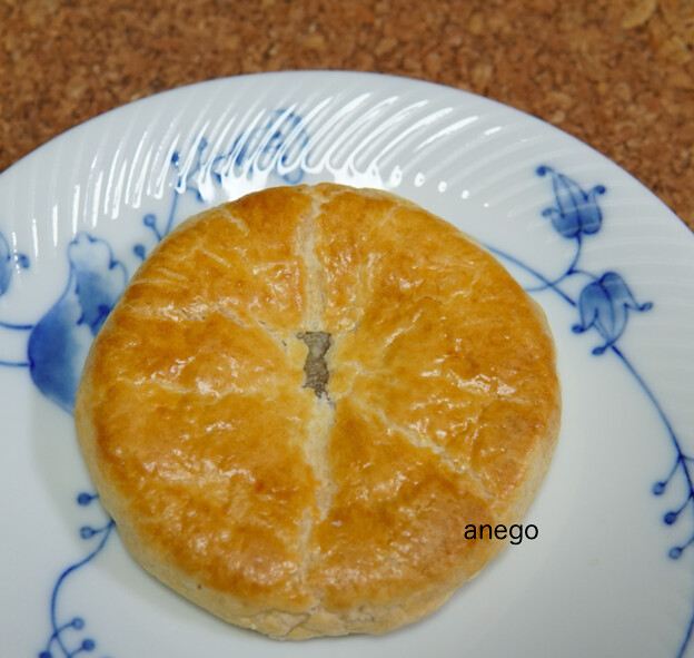 香港 老婆餅