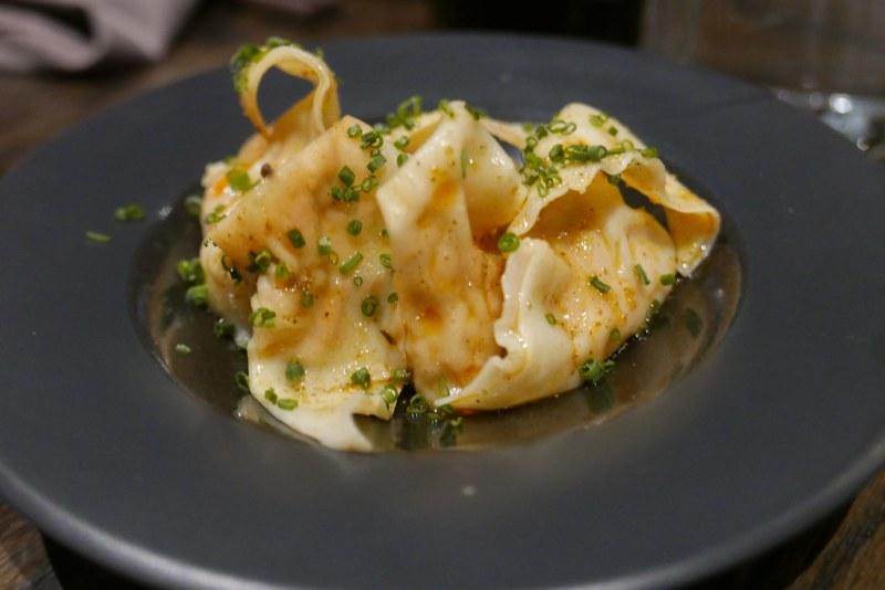 Shrimp Dumplings (sample)