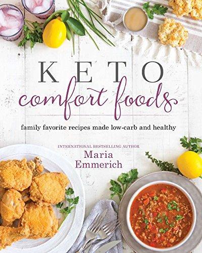 Download [PDF]  Keto Comfort Foods For Kindle