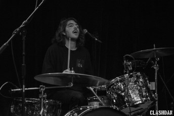 The Districts @ Motorco Music Hall in Durham NC on November 30th 2017