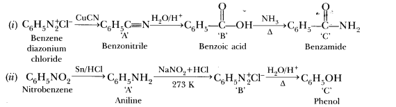 Important Questions for CBSE Class 12 Chemistry - Organic Compounds