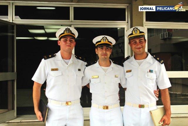 Passagem de comando da SAMM, Jornal Pelicano e GVR