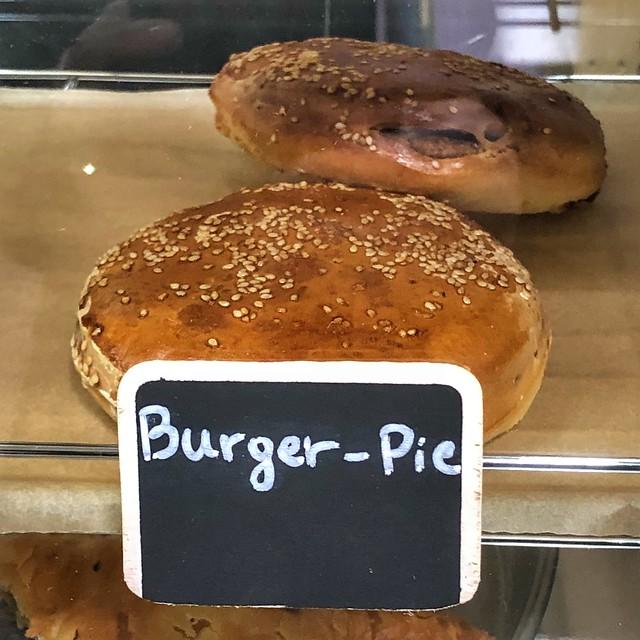 Burger-pie