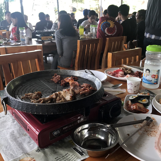 20171107_125449 Baguio - Korean Palace Restaurant
