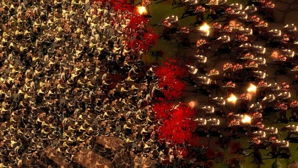 They Are Billions - The Horde