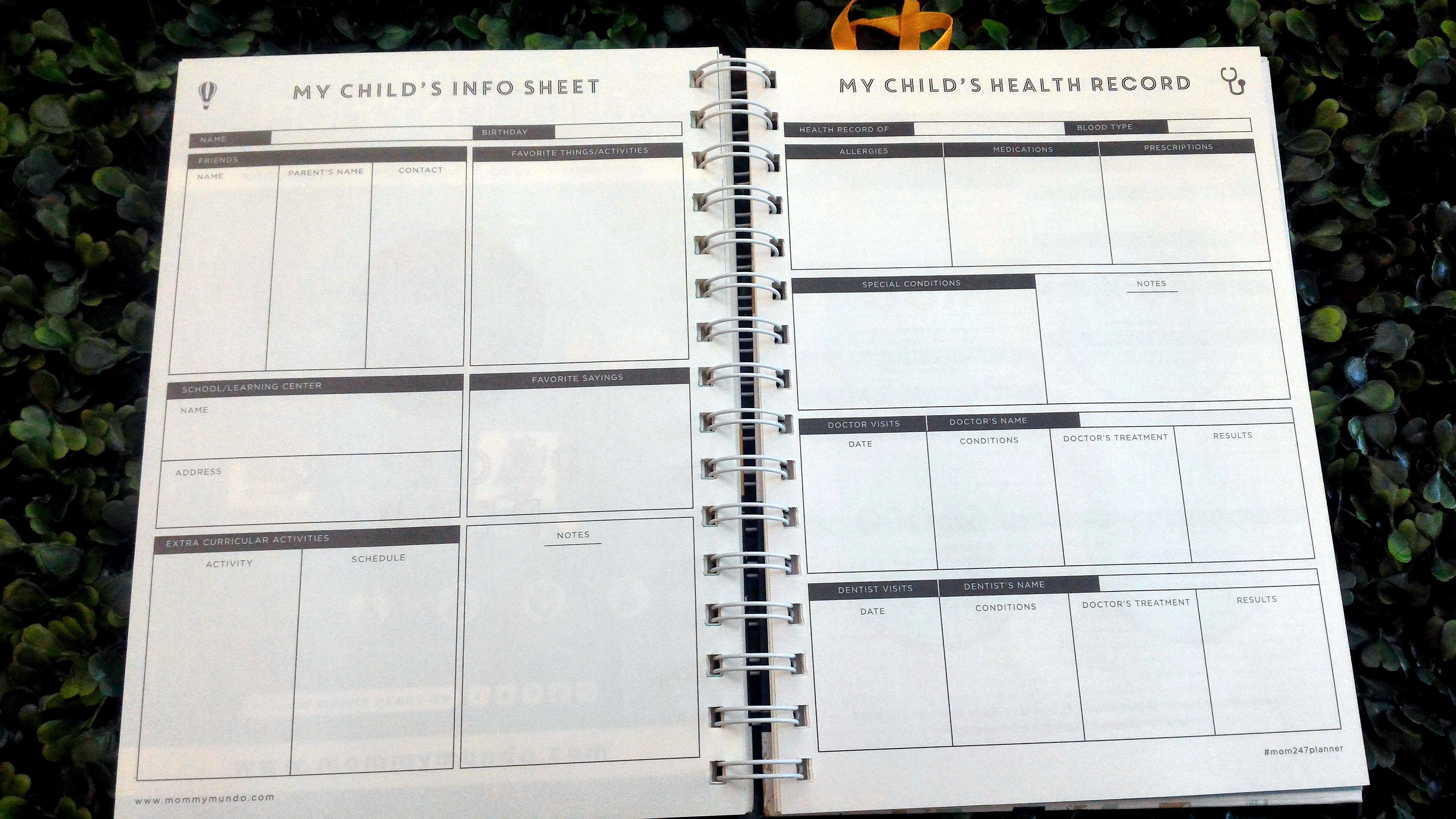 MM Planner 2018 7
