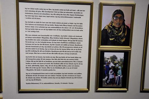 Saadiya Mohammed, lärare i matematik