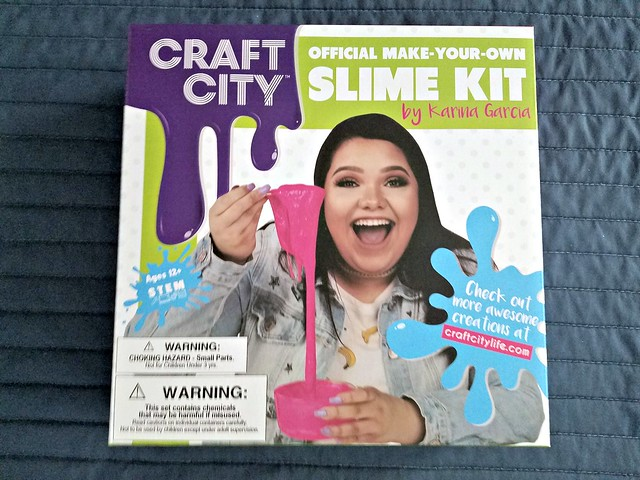 Craft City Slime Kit ~ Holiday Gift Idea