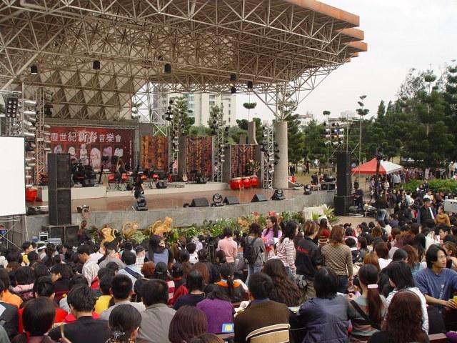 200401 大安森林公園