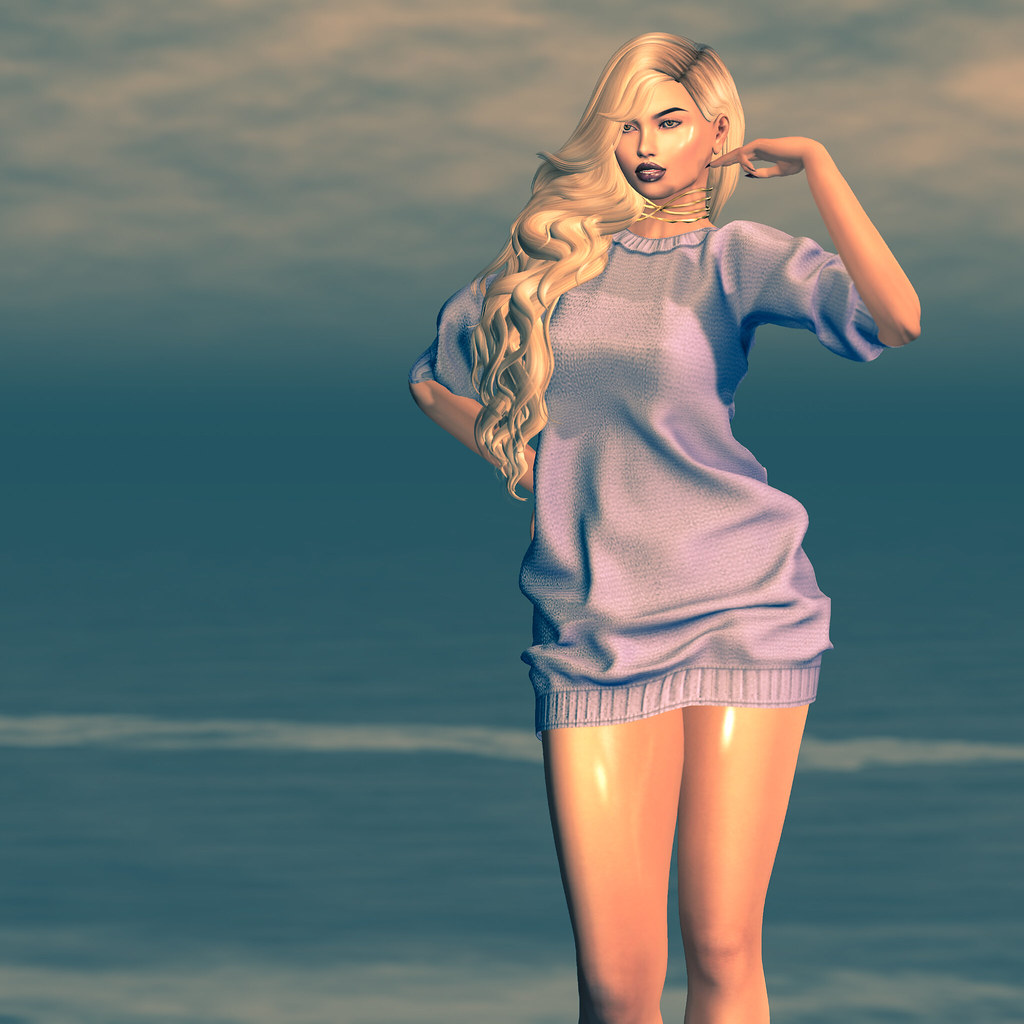 A morning on the beach