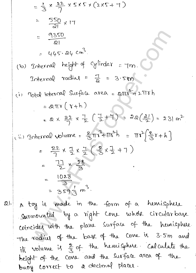 ml-aggarwal-icse-solutions-for-class-10-maths-ch-17-Mensuration-78