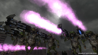コロニスト砲兵
