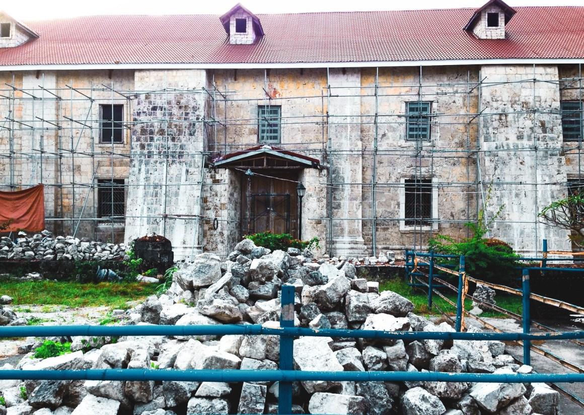 bohol-church-ruins
