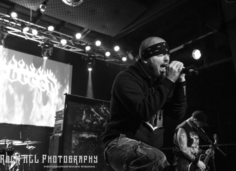 Hatebreed - Louisville KY 12-1-17