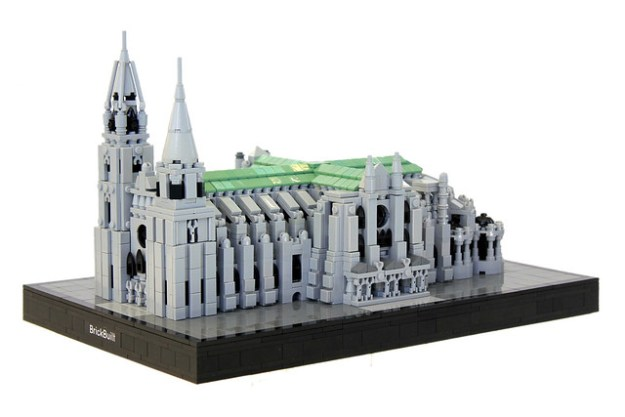 Lego Cathedral Archives The Brothers Brick The Brothers Brick