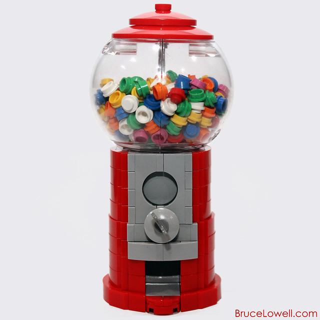 Gumball Machine - Distributeur de bonbons