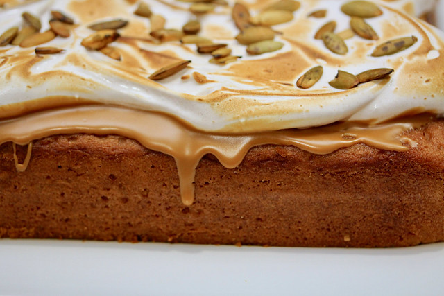 Pumpkin & Cookie Butter Sheet Cake - 36