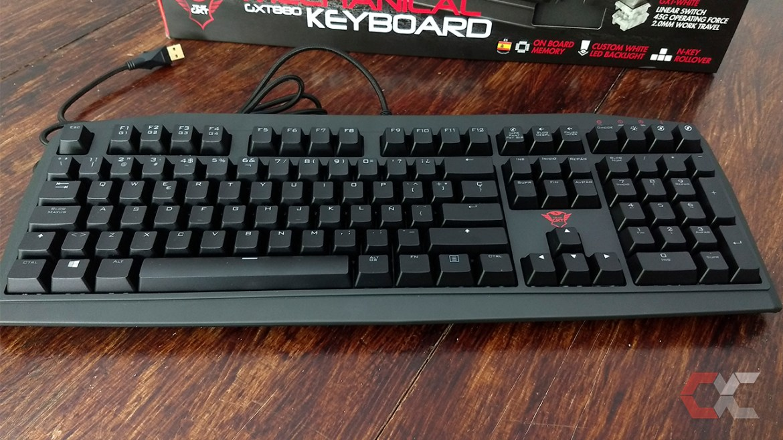Trust Gaming GXT880 Overcluster 6