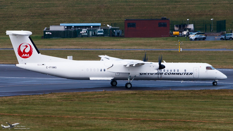 C-FVWG DH8D JAL