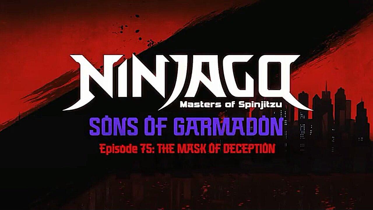 Ninjago Sons of Garmadon Sneak Peek #2