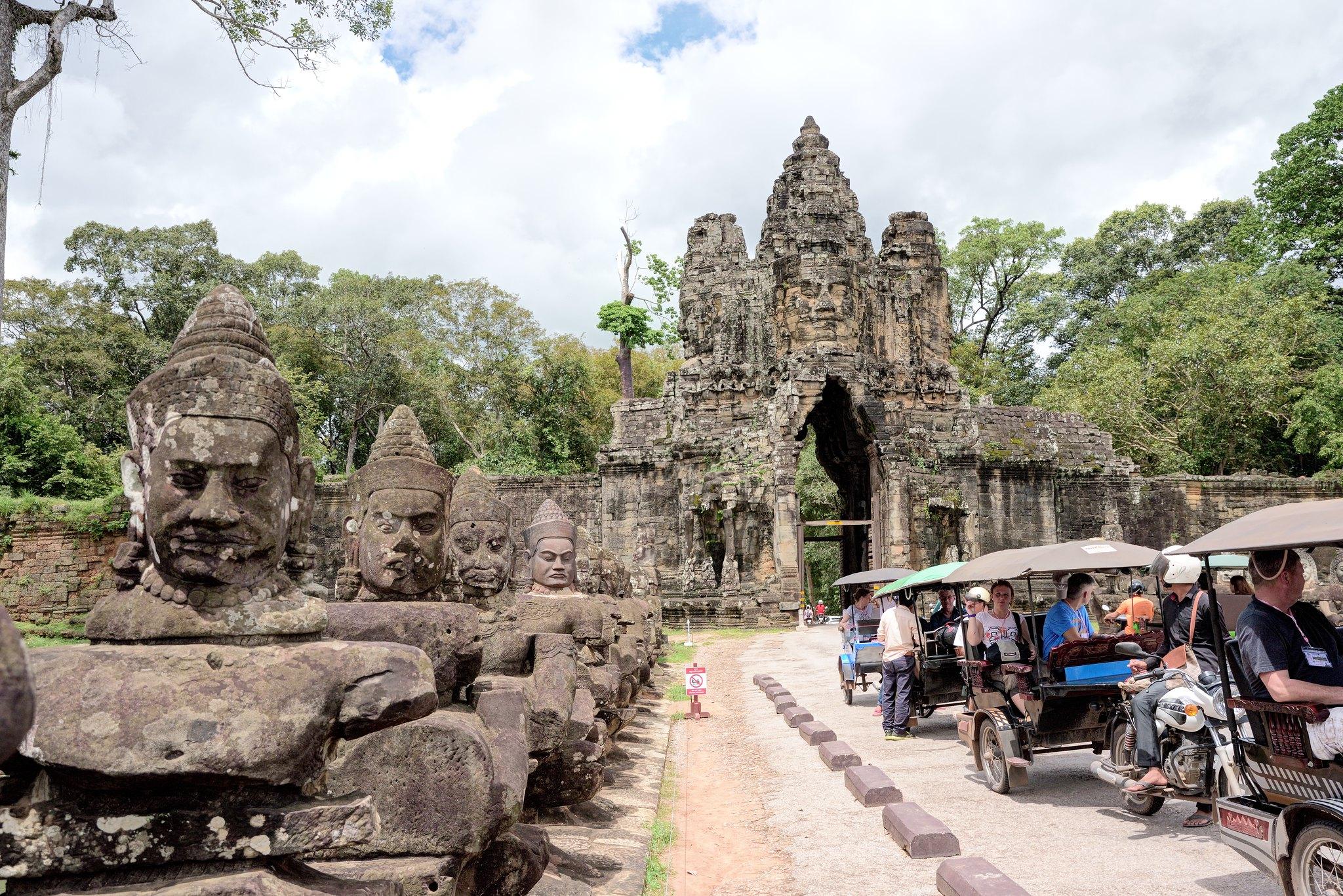 柬埔寨包車|嘟嘟車帶你遊吳哥窟,深度旅遊日記 - Mr.Angkor