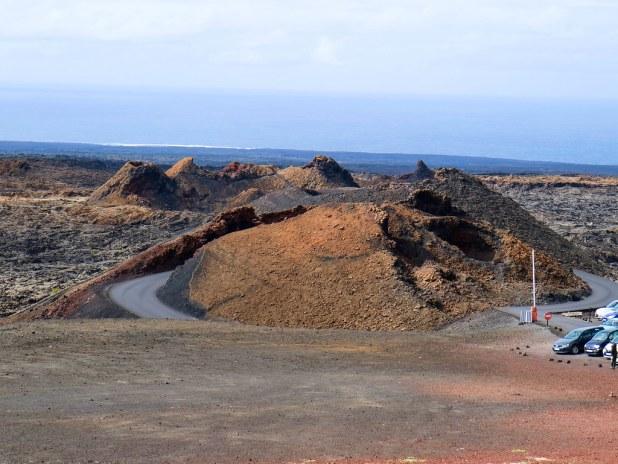 Parque Nacional de Timanfaya