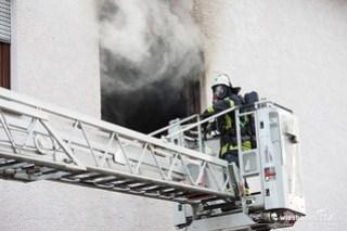 Wohnungsbrand Rambach 08.12.17