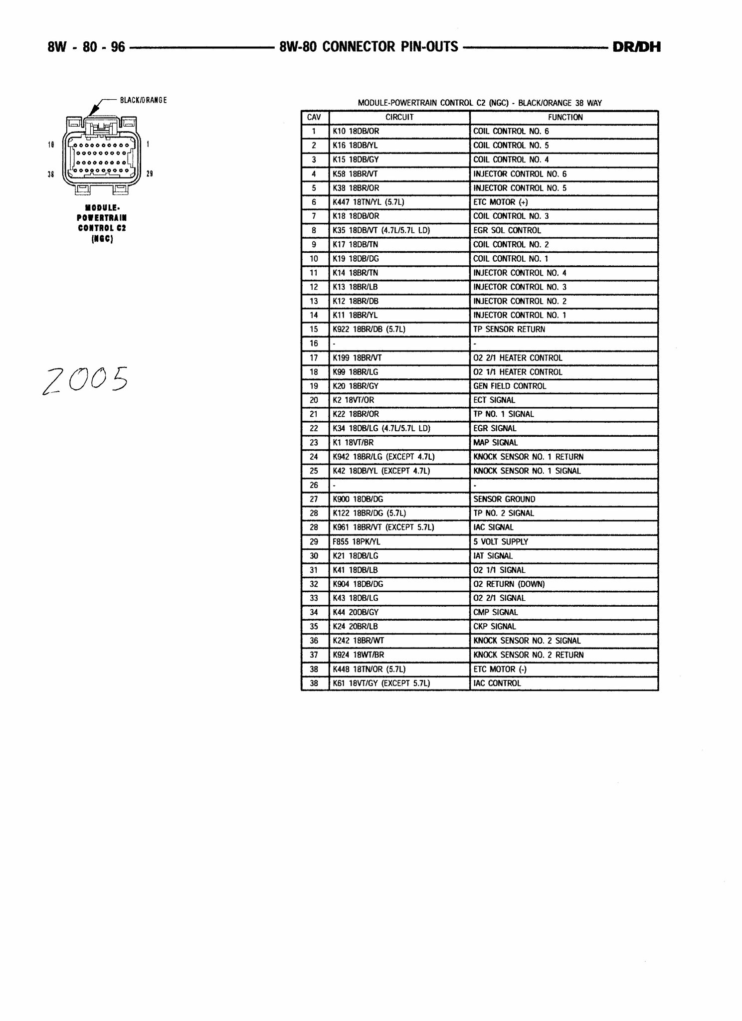 Instructions For 03 To 05 Pcm Swap