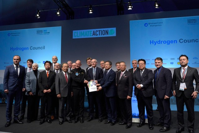 Annual CEO event at COP23