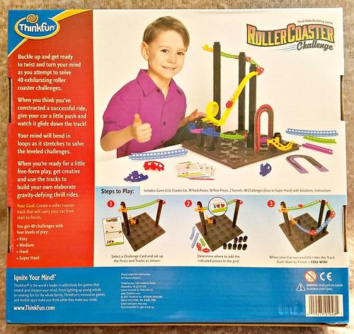 Roller Coaster Challenge ~ Game Gift Idea