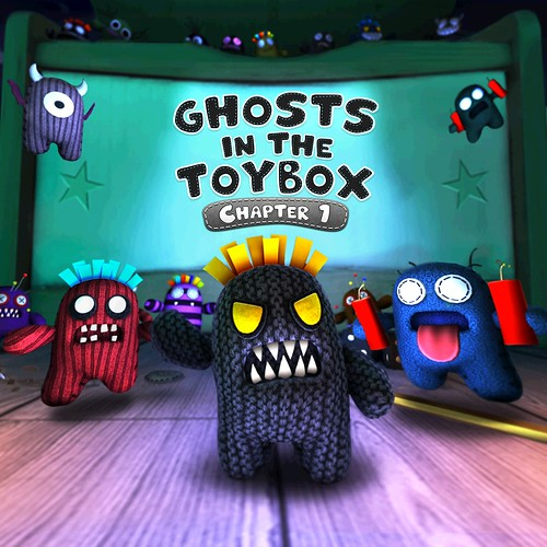 Ghosts of the Toybox