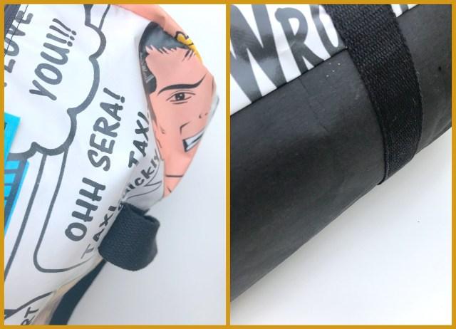 sportsbag (collage)